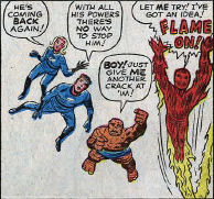 Fantastic Four #11, page 9 (again), panel 5