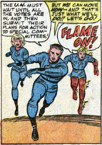 Fantastic Four #30, page page 12, panel 1